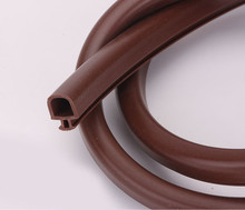 цена 3 meters silicone rubber casement window windproof sealing strip weatherstrip