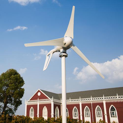 Factory Price wind turbine generator, 3 years warranty+wind/solar hybrid controller with LED display usa stock 880w hybrid kit 400w wind turbine generator