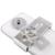 18x Zoom Universal Telescópio Óptico Da Câmera Do Telefone Móvel Caso Fisheye para iphone 7 s8 s8 mais xiaomi sumsang sony huawei Motoro