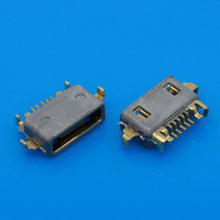 10pcs/lot  Tablet PC Smartphone mobile phone Charge socket Micro USB Connector for Sony Ericsson