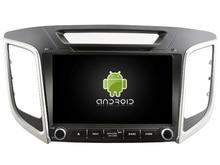 Android 7.1 CAR DVD player FOR HYUNDAI CRETA / ix25 car audio gps stereo head unit Multimedia navigation WIFI SWC BT