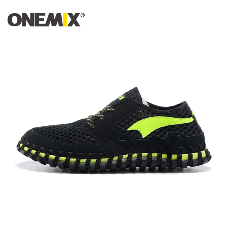 2017 Summer  ONEMIX Men's Sport  Arch Sneakers Breathable Mesh Professional  Running Shoes 1072 спрей macadamia healing oil spray объем 125 мл