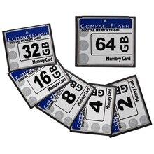 Хит продаж цифровой карты памяти CF карта памяти камеры Compact Flash Белый Коробка Подарочная