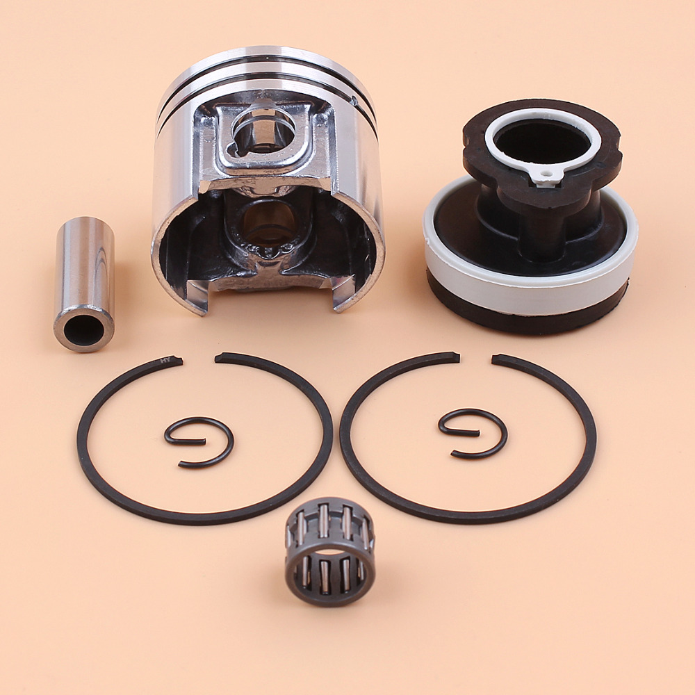 Купить с кэшбэком 38mm Piston Rings Bearing Intake Manifold For STIHL 018 MS180 Chainsaw Spare Parts #1130 030 2004