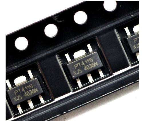 20pcs PT4115 4115 LED drive power NEW