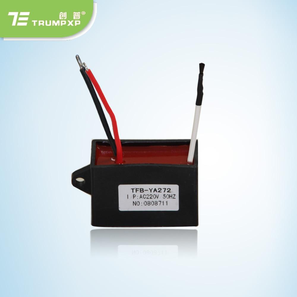 1 шт. TRUMPXP TFB-Y72 мини очиститель воздуха части генератор отрицательных ионов ионизатор розничная продажа
