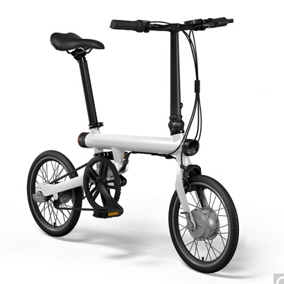 Original Xiaomi Mijia Qicycle EF1 Electric Scooter Bike bicycle Mini foldable electric Scooter bicycle E-Bike купить