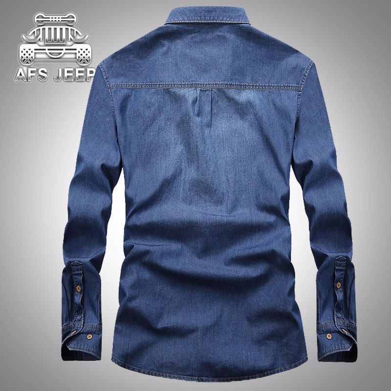 MEN DENIM SHIRTS (18)