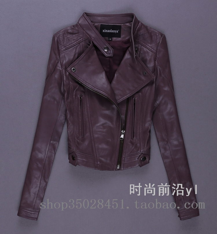 Popular Cute Leather Jackets Women-Buy Cheap Cute Leather Jackets ...