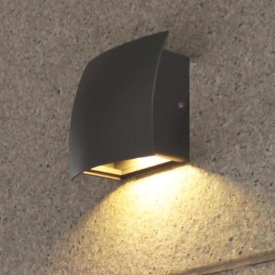 Moderne buitenverlichting wandlampen voor tuin decoratie iluminacion ...
