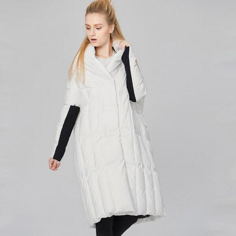 2018 New Fashion Winter Collection Winter Jacket Women   Down     Coat   Parka Long Thicken Warm High Quality Winter   Coat   Women