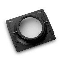 For 150mm Aviation Aluminum Square filter Holder System For Nikon Golden Ring Super Wide Angle Lens Holding Square Filter