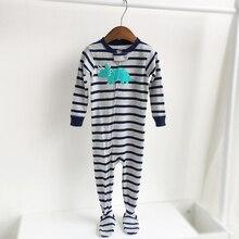 kids cotton jumpsuit Baby's cartoon animal jumpsuit