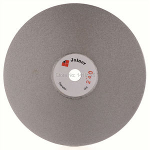 """Image 3 - 6"""" inch 150 mm Grit 60 3000 Diamond Grinding Disc Abrasive Wheel Coated Flat Lap Disk for Gemstone Jewelry Glass Rock Ceramics"""