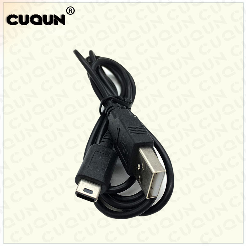 Brand New USB Charging Cable For Nintend DS Lite/IDSL USB Charger Power Cable Line Charging Cord Wire For ND SL  47inch/120cm