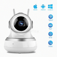 IP Camera Wi fi Mini camera HD Video Surveillance Home Security CCTV Camera 1080P Night Vision Plug And Play 720P Wireless Ipcam mini hd 720p infrared night vision no light camera 360 degree rotation mini dv for home security surveillance camera