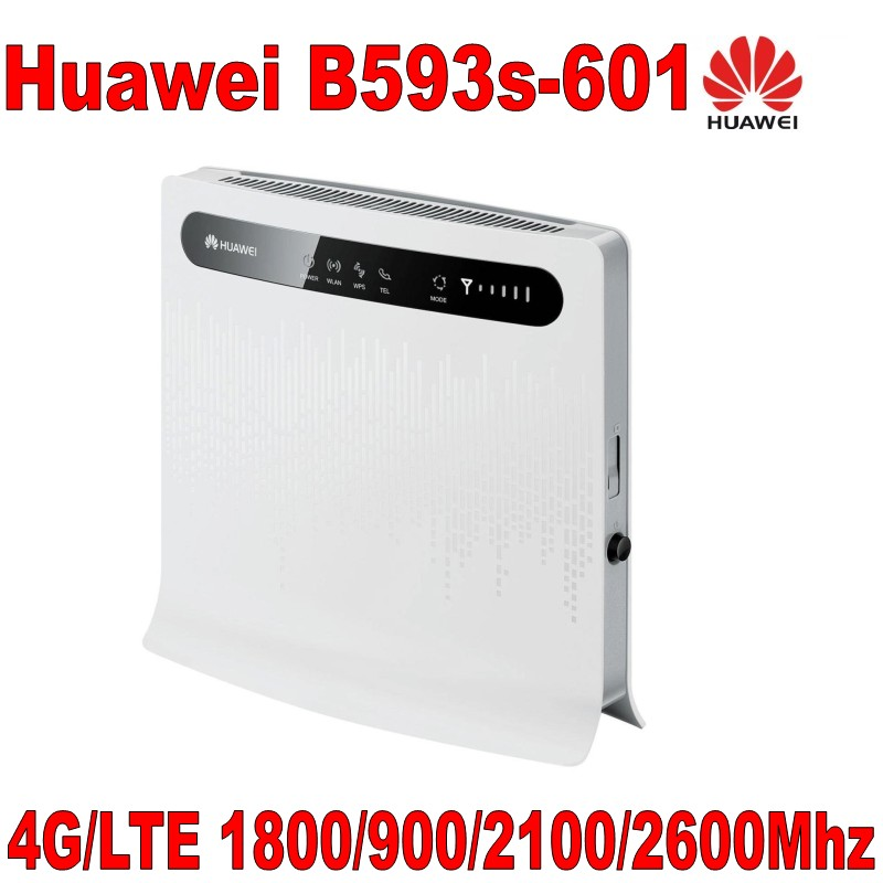 Routeur Huawei B593S-601 4G LTE