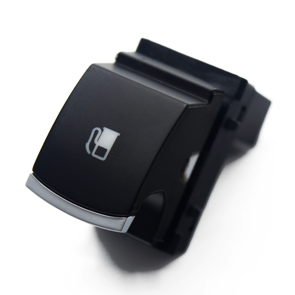 High Quality Chrome Fuel Tank Door Release Switch Button