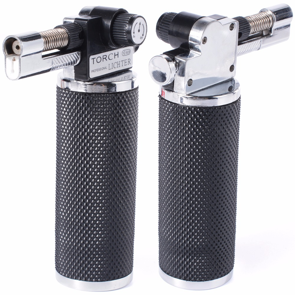 Butane Micro Welding Torches Gas Kitchen gadget Flame Lightweight Refillable Craft Compact 1300 Celsius Soldering Burning Tool