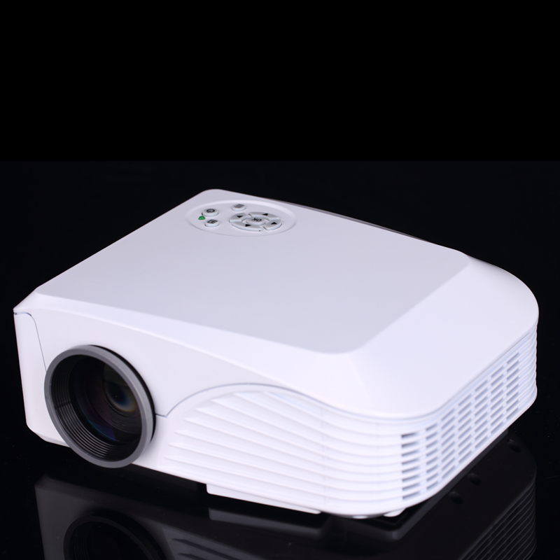 Led Lcd Projector X7 Home Cinema Theater Multimedia Led: X7 Home Cinema Theater Multimedia LED LCD Projector HD