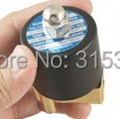 """Free Shipping 5PCS Water Air Gas Fuel NC Solenoid Valve 1/8"""" BSPP 110VAC FKM Model 2W025-06"""