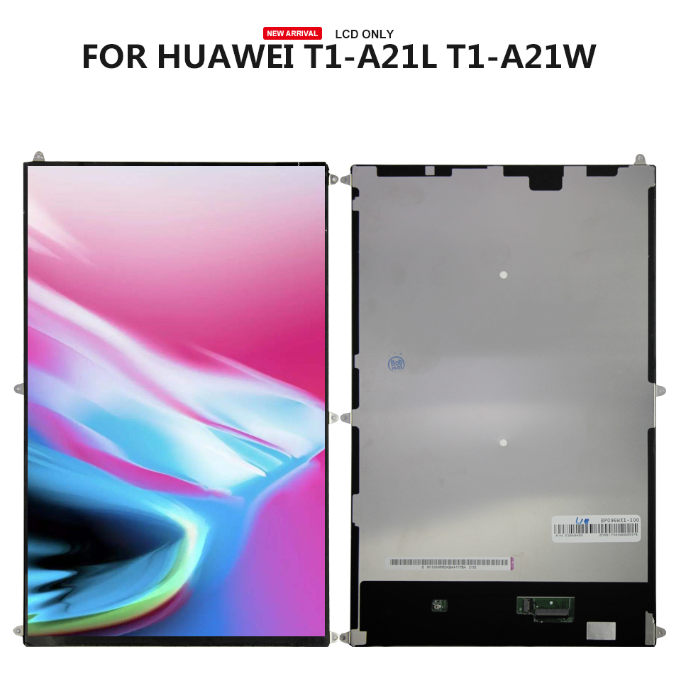 LCD Screen Display Replacement For Huawei Mediapad T1 10 Pro T1-A21 T1-A21L T1-A22L T1-A21W