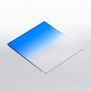 Image 4 - מלא ND 2 4 8 + הדרגתי כחול כתום אפור מסנן 49 52 55 58 62 67 72 77 82mm ערכת עבור Cokin P סט SLR DSLR מצלמה עדשה