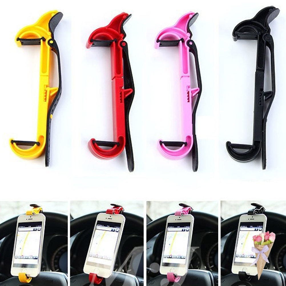 14.5x4x2cm Mount Holder for iPhone 8 7 7Plus 6 6s Samsung Xiaomi Huawei