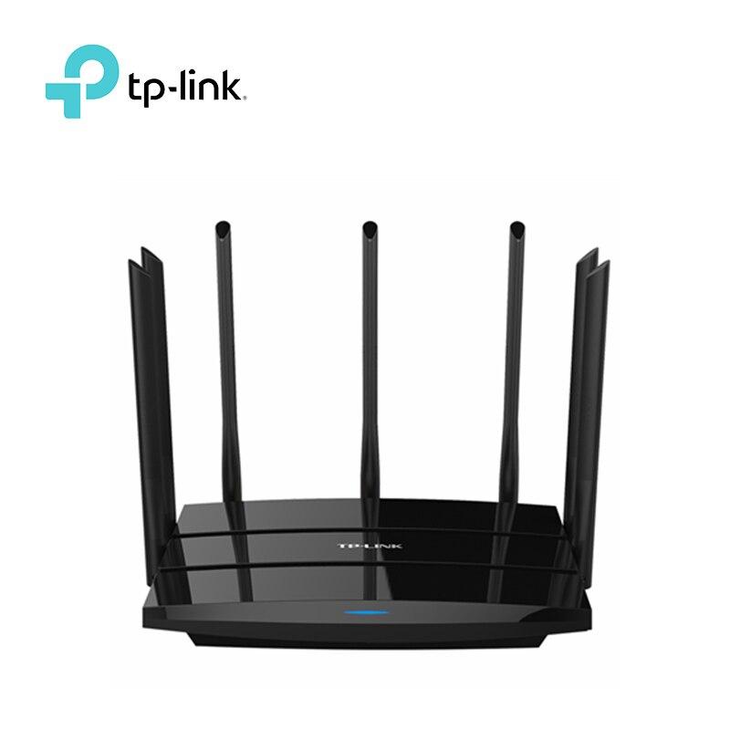 TP LIEN WDR8500 Sans Fil Wifi Routeur 2.4g/5 ghz Dual Band 1 * WAN 4 * LAN Gigabit ports 2200 Mbps Wi-fi Répéteur 7 Antennes Roteador