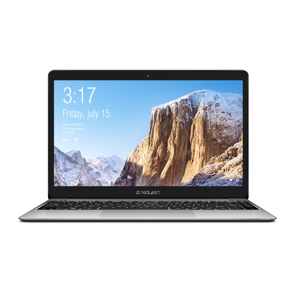 Teclast F7 Plus Notebook 14.0 Windows 10 Thuis Versie Intel Gemini Lake N4100 Quad Core 1.1 GHz 8 GB RAM 128 GB SSD  LaptopsTeclast F7 Plus Notebook 14.0 Windows 10 Thuis Versie Intel Gemini Lake N4100 Quad Core 1.1 GHz 8 GB RAM 128 GB SSD  Laptops