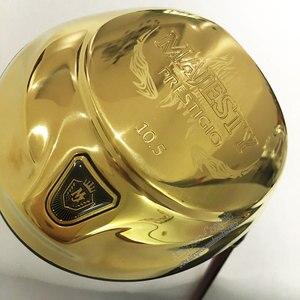 Image 2 - חדש מועדוני גולף Maruman Majesty Prestigio 9 גולף נהג ימני 9.5 לופט R או S Flex גרפיט פיר משלוח חינם