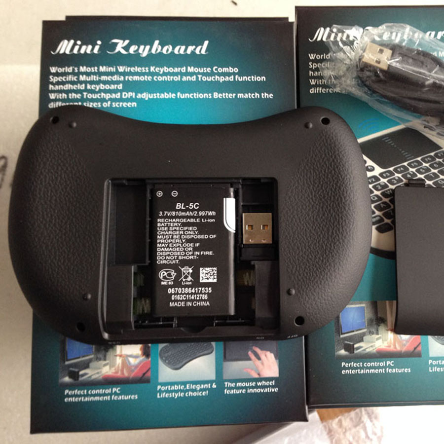 Wireless Gaming Keyboard (2)