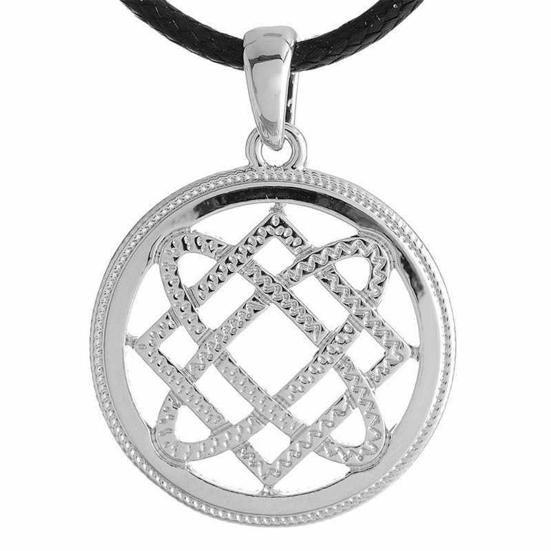 Славянский кулон девственница подвеска амулет звезда Лада языческие украшения Викинг скандинавский кулон