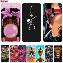 For Meizu M8 M8 lite Case Phone Cover Soft Silicone Cartoon