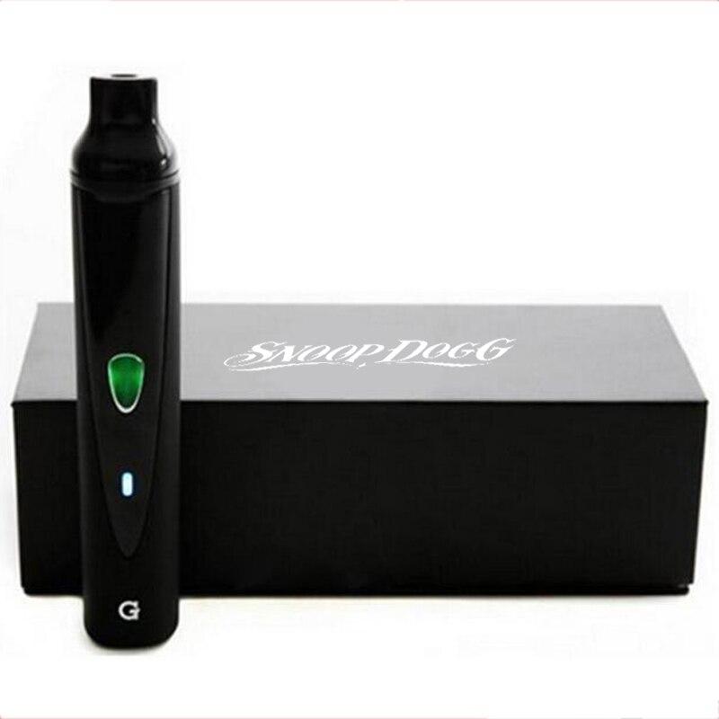 Snoop dogg G Pro травяной испаритель электронная сигарета сухой травы G Pro Воск Распылитель жидкостью VAPE пера G Pro SNOOP DOGG e сигареты Наборы