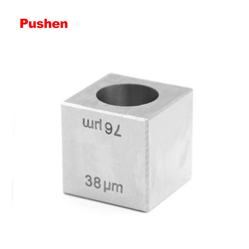 BRAND PUSHEN Cube Applicator Wet Film Coater  wet film width 16mm 38 76 75 150um hardened stainless steel домино cube 75 правый