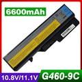 6600 mah batería del ordenador portátil para lenovo g560 g565 g570 g575 g770 v360 g470 V370 V470 V570 Z370 Z460 Z465 Z470 Z475 Z480 Z560 Z565 Z570