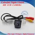 Câmera de visão traseira do carro para Hyundai Sonata 8-geração CCD noite visão carro câmera reversa