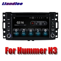Liandlee Car Multimedia Player NAVI For Hummer H3 2006~2010 Touch Screen Radio DVD Stereo GPS Navigation
