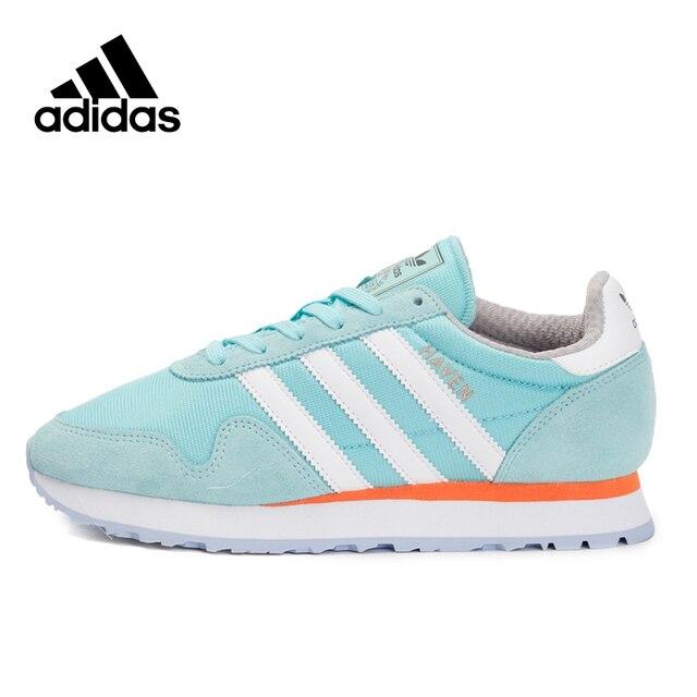 Original New Arrival Official Adidas Originals HAVEN Women s Low Top  Skateboarding Shoes Sneakers Classique Shoes 76b6b4280