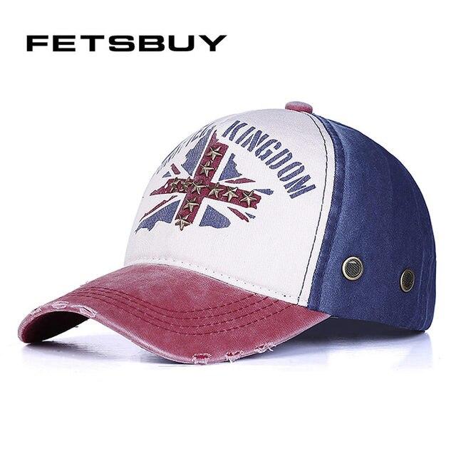 FETSBUY  Spring Cotton Baseball Cap For Men Women Fitted Gorras Snapback  Hip Hop Cap Casquette Dad Hat Adjustable Caps 815b07d7c65