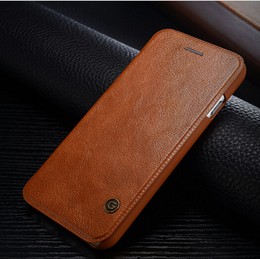 Luxury Genuine PU Leather Flip Case Wallet Cover For For Apple IPhone 5 5S 5SE&6 6S& 6PLUS 6S PLUS&I7&I7 PLUS GCASE Gulort  Case