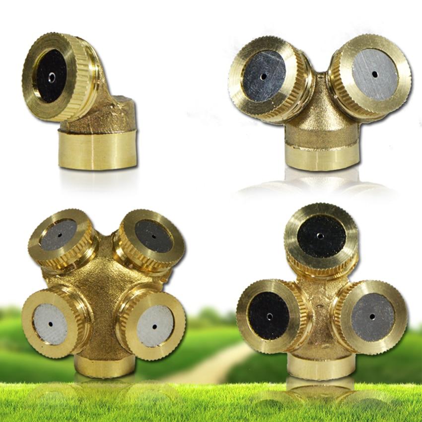 Agricultural-Sprayer Watering Copper-Spray-Nozzle Garden Sprinkle High-Pressure Atomizing