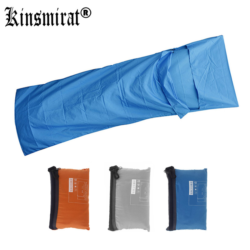Fast Inflatable Lazy bag Sleeping Air Bag Camping Portable Air Sofa Beach Bed fast foldi ...