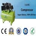 TDOU GA-62 Dental Greeloy Silencioso Oil Free Air Compressor Frete Grátis