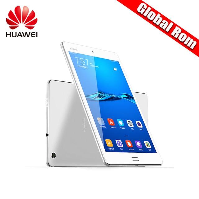 "Глобальный ROM 8.0 ""Huawei MediaPad M3 Lite 3 ГБ/4 ГБ оперативной памяти 32 ГБ/64 ГБ ROM android 7.0 Tablet MSM8940 Octa core 1200x1920 отпечатков пальцев S"