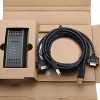 Adapter USB Kabel Unterstützung für Siemens S7-200/300/400 PLC PPI MPI Kommunikation 9-pin Ersetzen für siemens 6ES7972-0CB20-0XA0