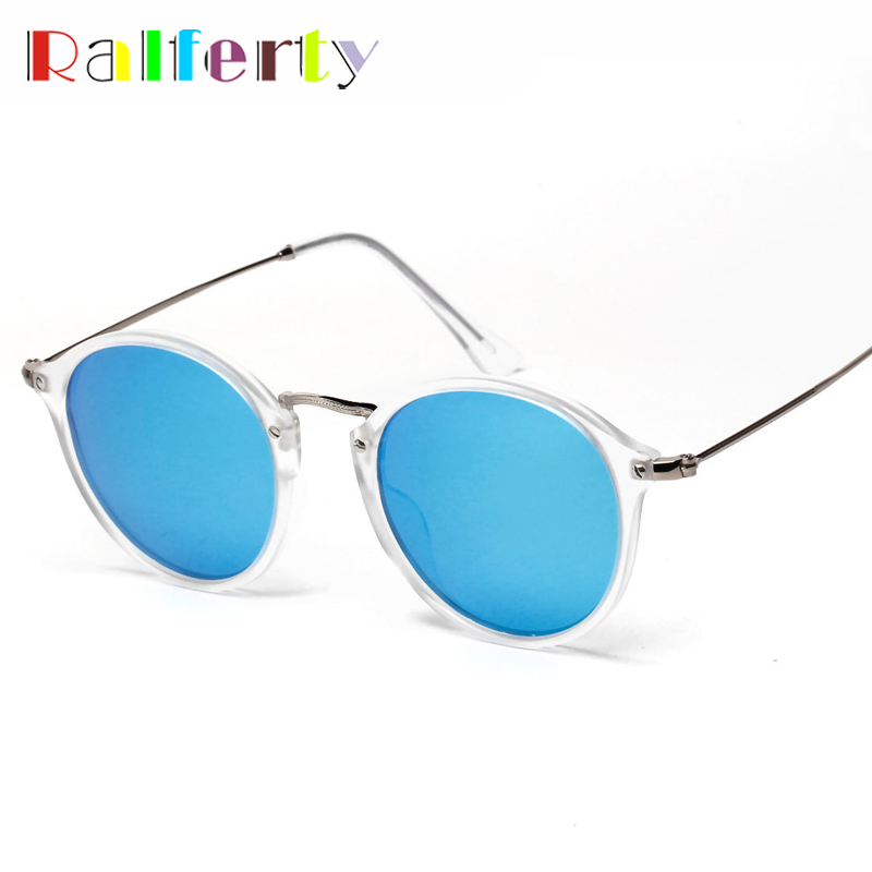 98f288b1ff Detail Feedback Questions about Ralferty Polarized Sunglasses Women Blue  Pink Mirrored Sun Glasses UV400 Polaroid Coating Glasses Outdoor Goggles  lunette ...