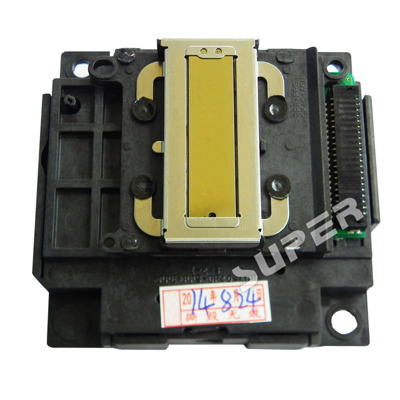 Free shipping New original print head for Epson  L355 L300 L301 L111 L120 L210 XP300 XP305 WF2540 WF2520 printer 1 pc for epson dx2 color print head free shipping test one by one