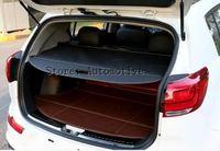 Auto Hinten Stamm Sicherheit Schild Schatten Fracht Abdeckung Für Land Range Rover Sport 2006 2007 2008 2009 2010 2011 2012 (schwarz  beige)